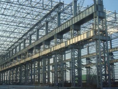 桂林钢结构厂房安装 钢结构房屋建造 宏宇轻钢