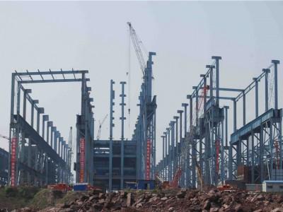 贺州钢结构房屋 大型钢结构厂房建造 钢结构报价