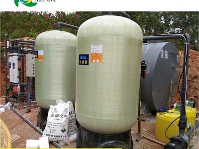 广西厂家大型反渗透0.25-150吨水处理设备纯水设备工业超纯水RO软化水