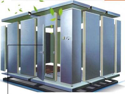 广西冷库安装公司 商超冷柜设计 一体机移动型