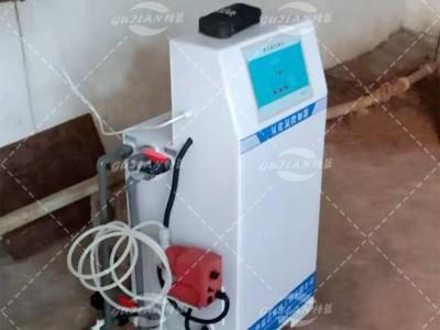 广西全自动二氧化氯发生器杀菌消毒除藻防霉除臭电解投加消毒器物美价廉