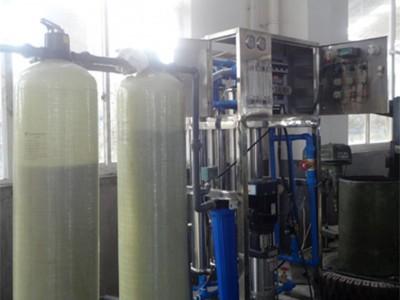 广东 全自动0.25吨0.5吨1吨水处理设备直饮纯净水反渗透设备RO净水器