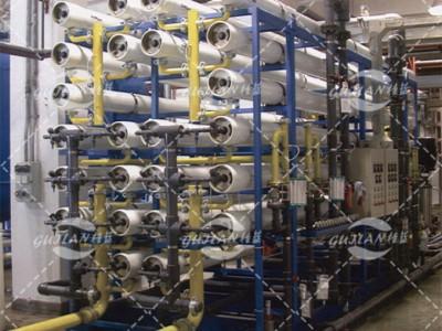 GRO反渗透纳滤装置 反渗透净水器tds标准 广西本地专业纳滤净水设备多少钱 双级反渗透设备