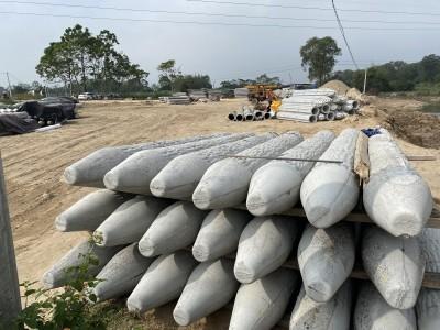 南宁仿木栏杆 厂家定制水泥仿木围栏  仿石护栏