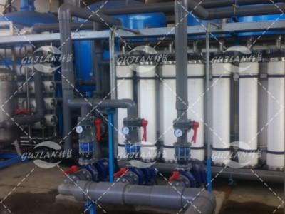 超滤 反渗透系统 超滤系统 小型 双极反渗透系统 膜处理净水环保系统