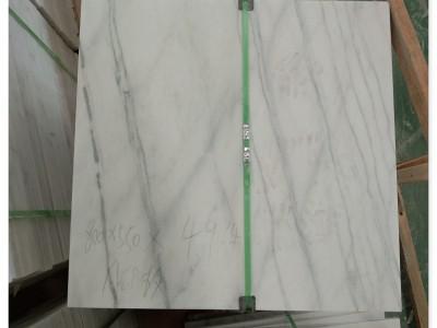 大理石酒店装修供应  广西白工程板款式齐全
