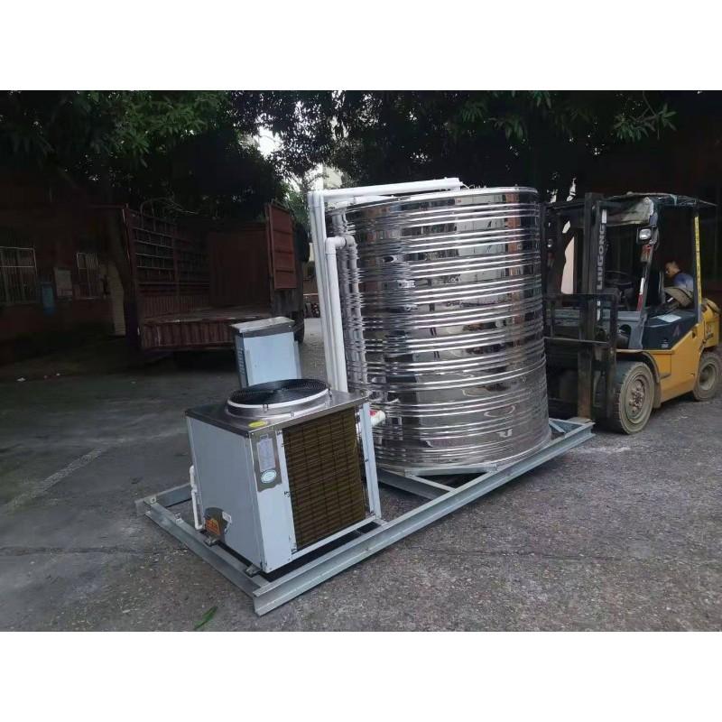 广西柳州空气能 循环式 RSJ-100MS-540V1 3P 柳州空气源热泵