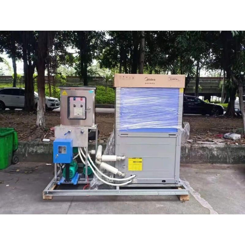 广西柳州空气能 循环式 RSJ-200MS-540V1 5P 柳州空气源热泵
