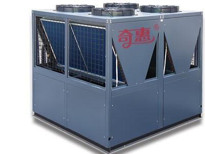 广西空气能热水器供应  空气能热水器一体机厂家 不锈钢组合水箱