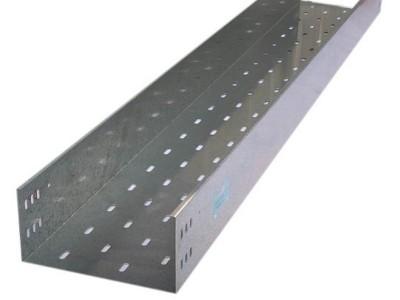 专业桥架生产厂 广西铝合金电缆桥架批发 槽式钢制桥架 喷塑桥架  喷塑槽式水平桥架