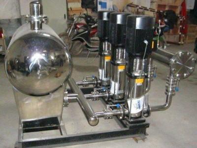 北海无负压供水设备厂家 学校单位专用无负压供水设备 变频无负压供水设备