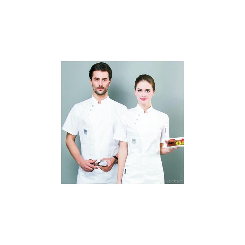 厨师服 专业定制厨师服 厨师服生产厂家 餐饮工作服