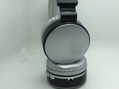 头戴式蓝牙耳机BT-6119 头戴式蓝牙耳机 立体声耳麦 无线插卡音乐耳机