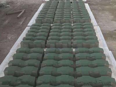 广西井字型植草砖厂家供应 植草砖批发 南宁植草砖价格