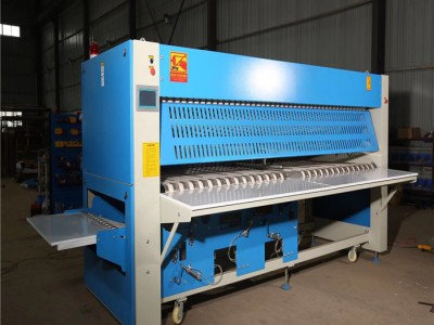 广西洗涤机 ZD3300V型折叠机厂家 南宁洗涤设备