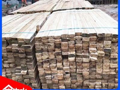 厂家直供木方 精品木方 建筑木方金生水供应
