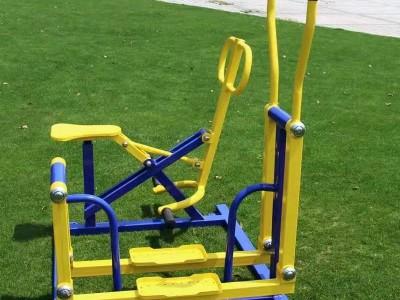 健骑平步机组合室外健身器材社区体育锻炼健身路径厂家