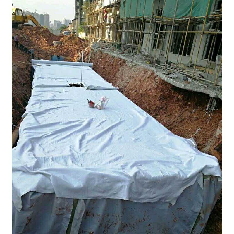 贺州雨水回收利用系统安装厂家 模块雨水回收系统