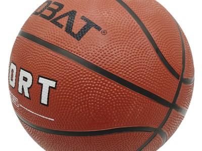 厂家直销橡胶篮球5号7号篮球定制高弹易控篮球加工批发