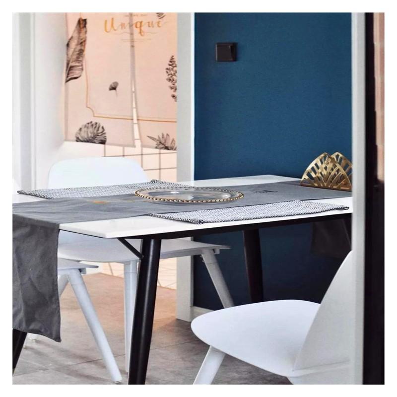 天然大理石餐桌长方形桌面批发厂家