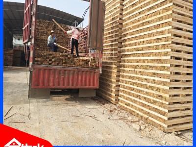建筑木方规格大小 尺码齐全 足够方正 施工更便捷 缩短工期 金生水