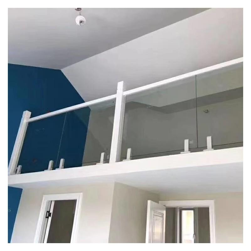 玻璃楼梯厂家直销价格 玻璃楼梯安装测量价格 量大价优