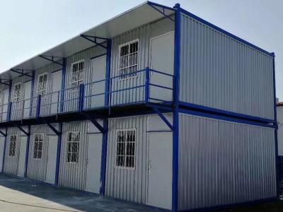 K式活动板房批发价 广西活动板房生产厂家直销 便捷式移动板房