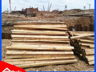 广西建筑木方价格表 结实耐用 提高1/3使用次数 更省钱 金生水杉木木方