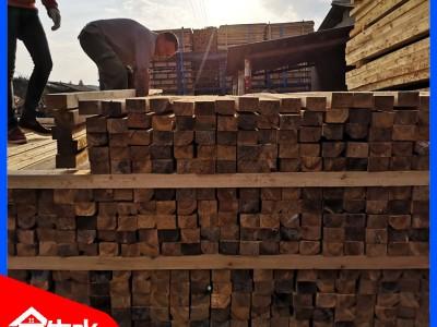建筑木方价格及规格表 买对了规格 可以降低平均使用价格 省成本 金生水源头厂家
