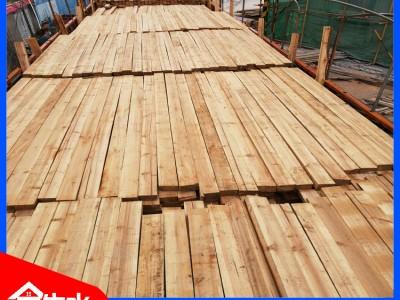 建筑木方价格 材质选对了 施工速度更快 用得更久 金生水杉木木方