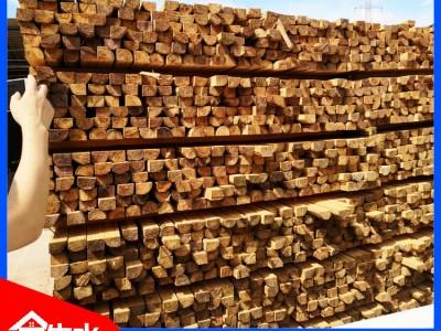 建筑木方价格 批发价和零售价 选择批发价格 节省更多成本 金生水木方厂家直销