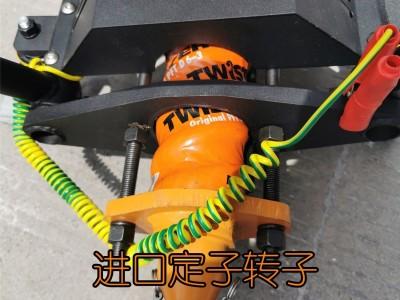 广西贵港玉林新农村风貌整治亮化项目外墙施工真石漆喷涂机