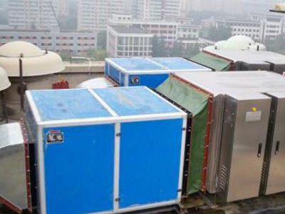 广西制药厂废气处理设备 活性炭吸附净化装置 废气催化燃烧设备