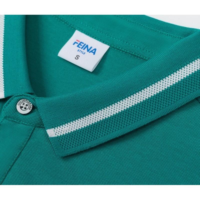 FEINA广告衫精赛棉文化衫
