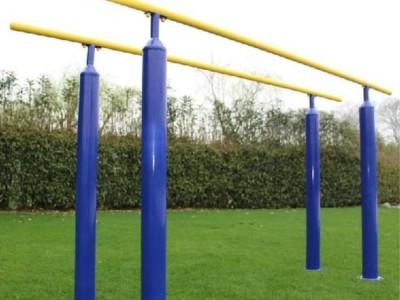 户外健身器材小区广场室外公园健身路径家用双杠学校操场体育用品