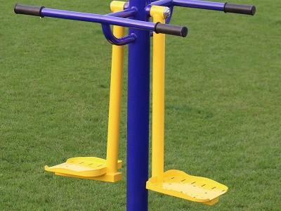 室外健身器材小区老人户外路径双人浪板体育运动训练器材