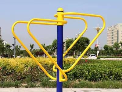 双位双杠室外健身器材社区体育锻炼健身路径厂家