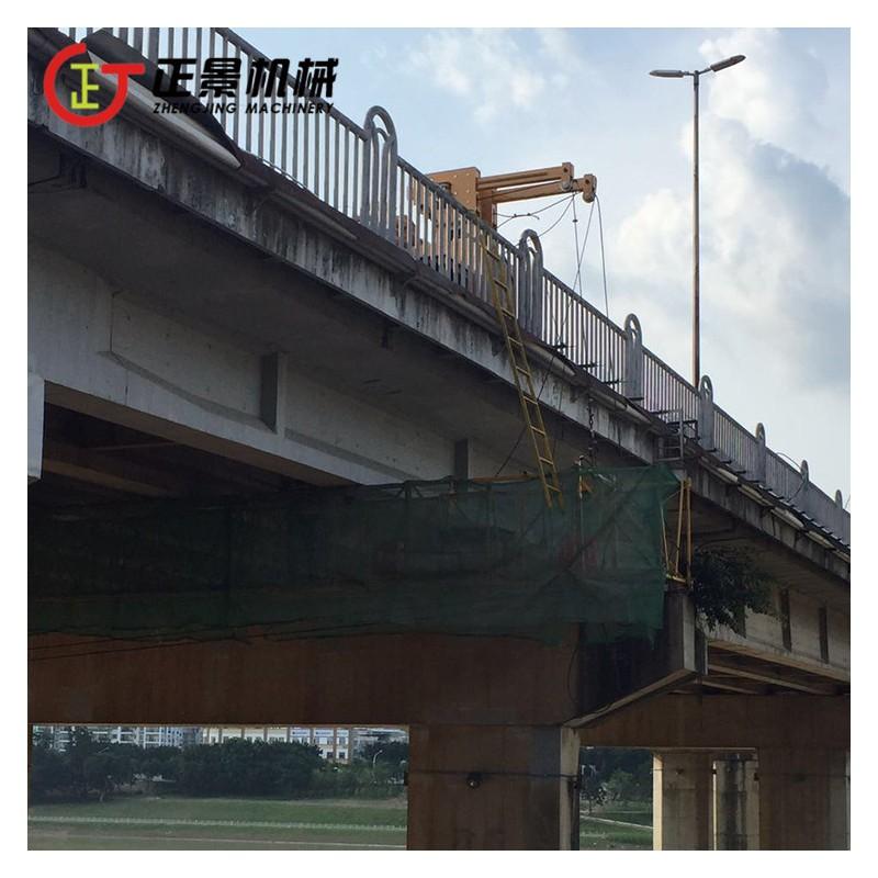 桥梁检测车厂家 桥梁检测车操作视频 新型桥梁检测车