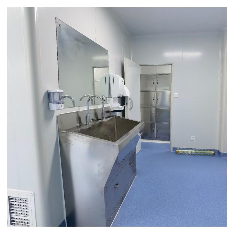 南宁净化手术室工程 手术室无尘车间 净化工程安装