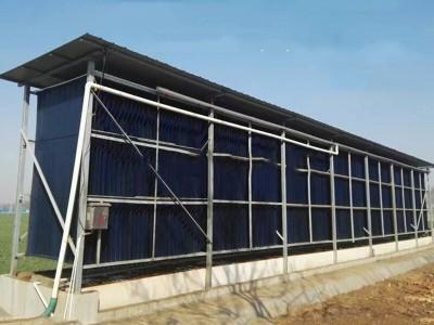 广西陆川养殖厂污水处理设备 大型养猪场污水发酵处理零排放