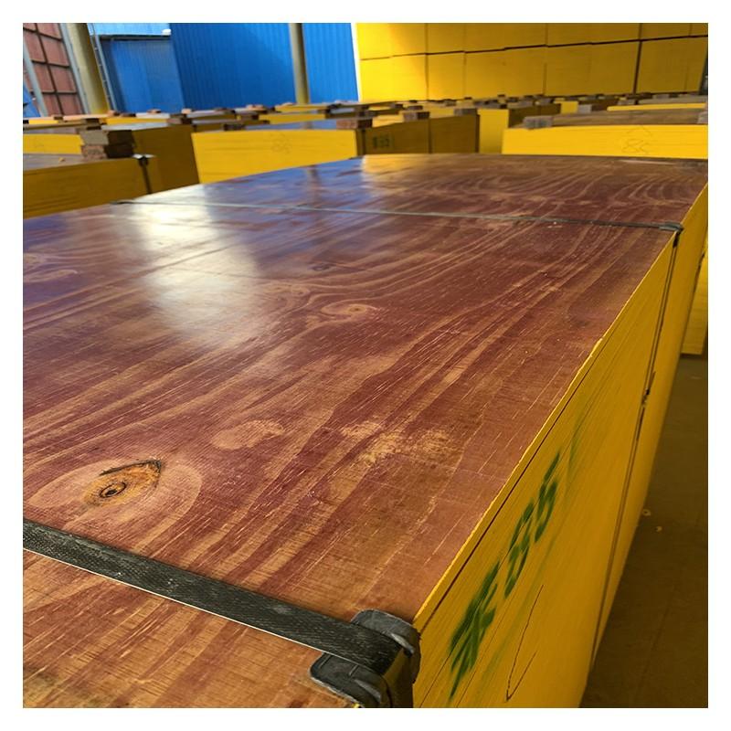 贵港建筑模板生产厂家 供应红板批发价格 量大价优