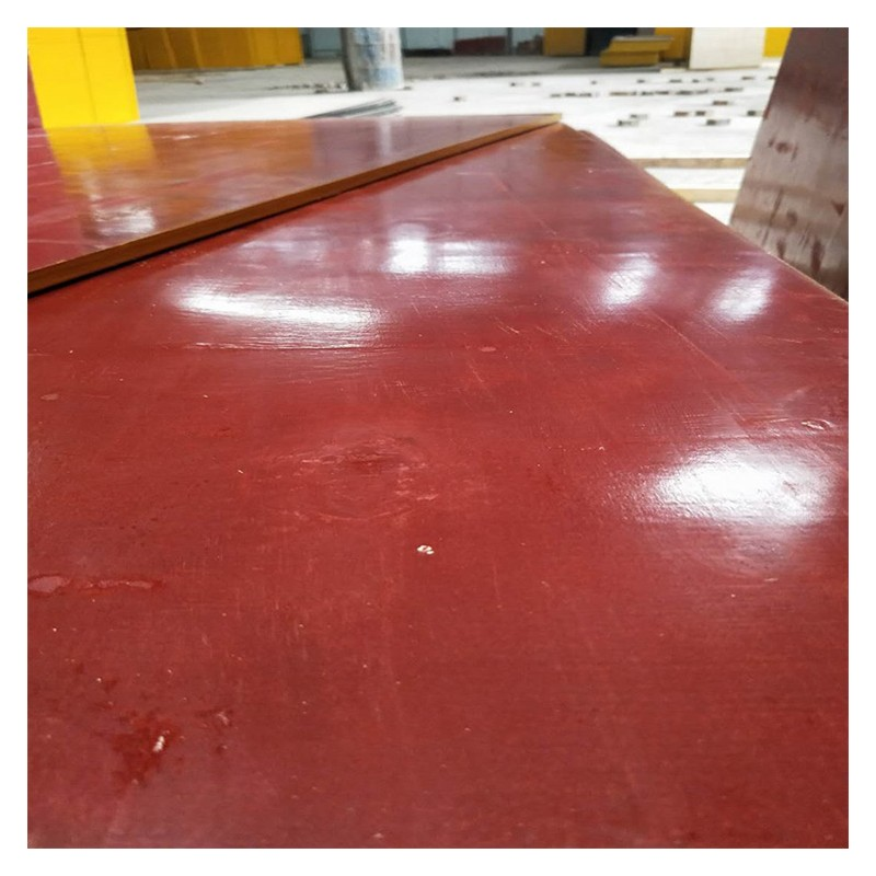 汕头建筑模板生产厂家 供应红板批发价格 量大价优 规格齐全