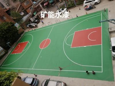 广西停车场办公室矿能水漆供应 教室地面装修翻新施工