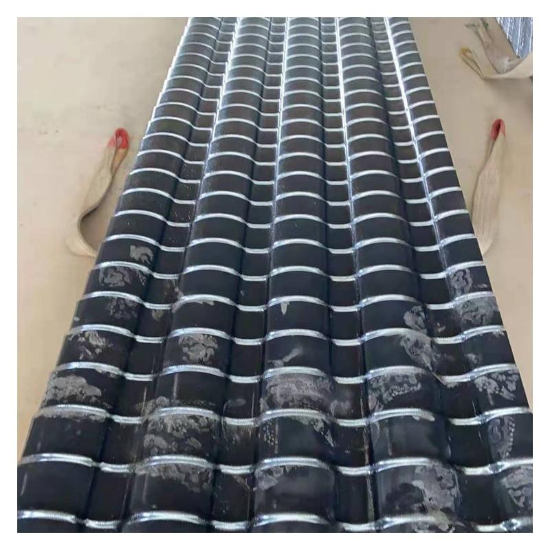 广西水泥瓦批发 古建筑树脂琉璃瓦价格 石棉瓦厂家