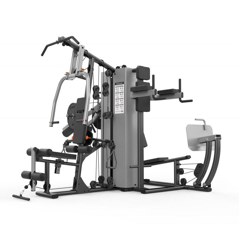 舒华综合力量训练器械 健身房多功能训练器SH-G5205 厂家直销