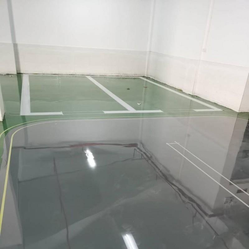 环氧树脂地坪漆厂家 环氧地坪中涂漆