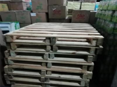 广西二手胶合板托盘回收/实木托盘回收