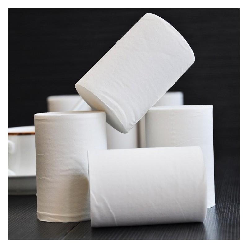 广西卫生卷纸批发 宾馆酒店用无芯卫生卷纸厂家直销