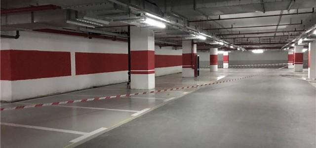 武鸣-地下室车库环氧地坪漆的施工步骤