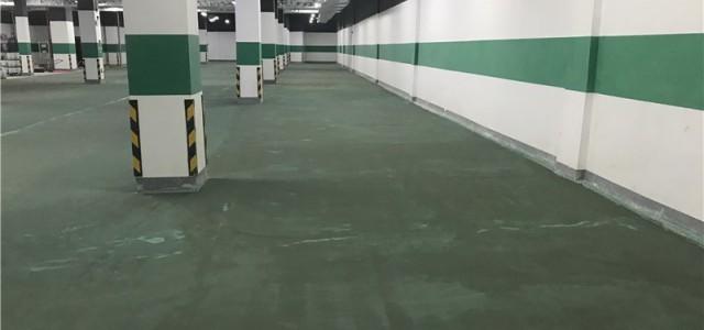 环保水性地坪漆可以直接在水泥地面施工吗